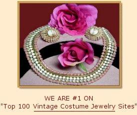 Top 100 Vintage Costume Jewelry Sites